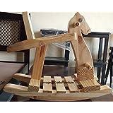 Krafts Furniture Baby Play Wood Horse A Good Beautiful Horse Original Wood Made Play Horse