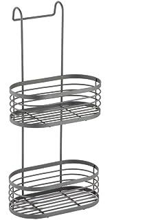 Hanging Shower Caddy Hook Over Door Rack Tidy Organiser Over shower hanging cady