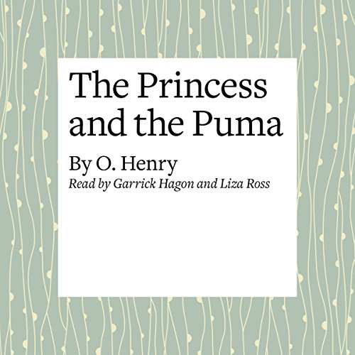 The Princess and the Puma  Audiolibri