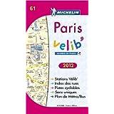 Plan de Paris Vlib 2012
