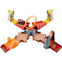 Fisher-Price Nickelodeon Blaze and the Monster Machines Flaming Volcano Jump Playset by Fisher-Price