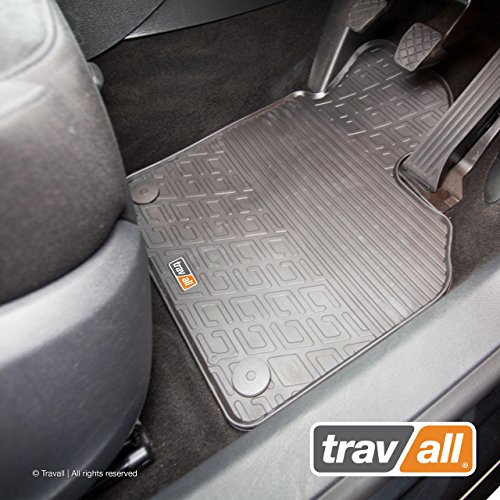 Travall Mats TRM1010R - Vehicle-Specific Rubber Floor Car Mats