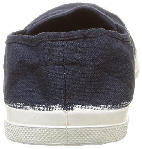 Bensimon - F15002c157, Sneaker Donna Blu (Bleu (516 Marine))