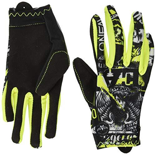O'Neill MATRIX Youth Glove ATTACK black/hi-viz XS/1-2