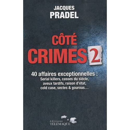Côté crimes - tome 2