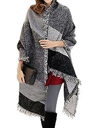 Foulard Femme, Youson Girl® Foulard d hiver Fashion Longue écharpe Grosse  Foulard Long Châle Mode Lattice, Épais et… c1451c1c1b5