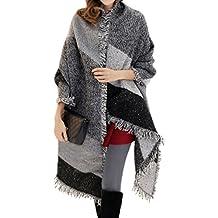 Foulard Femme, Youson Girl® Foulard d hiver Fashion Longue écharpe Grosse  Foulard Long 953a8a133ff