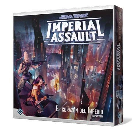 Star Wars - Imperial Assault: el corazón del Imperio - sinopsis y Precio