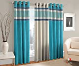 Curtain - 3 Pc Door By La Elite