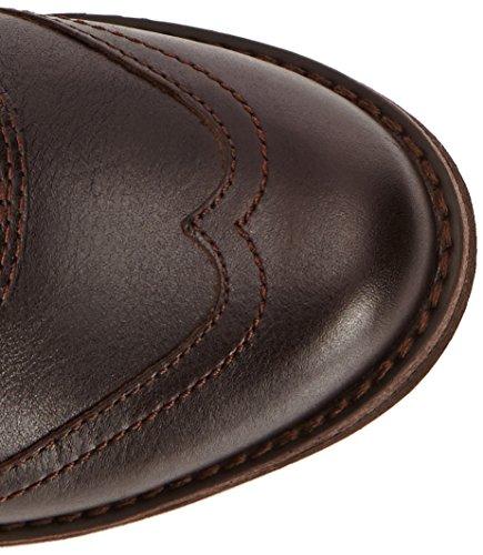 Timberland Savin Hill Ftw_Ek Savin Hill Mid Zip Toe Cap Boot, Boots femme Marron