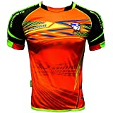Maillot Thailande orange - S