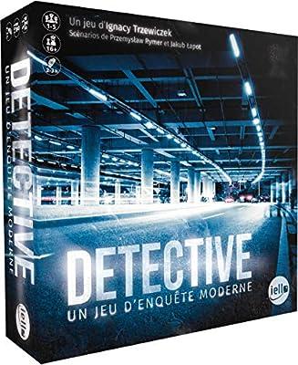 IELLO Détective (Version Française), 51566, Neutre
