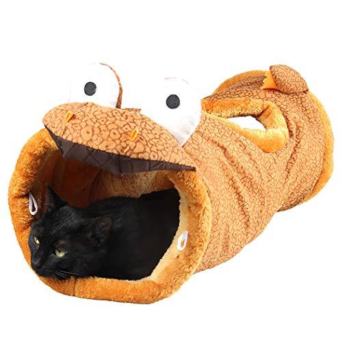 Legendog Gatto Tunnel Divertente Pieghevole Cuccia Per Cucciolo Giocattolo Per Gatti Per Cuccioli Di Gattini