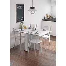 Mesa cocina plegable - Mesa esquinera cocina ...