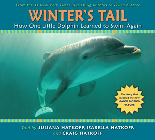 How One Little Dolphin Learned to Swim Again (Winter's Tail): How One Little Dolphin Learned to Swim Again