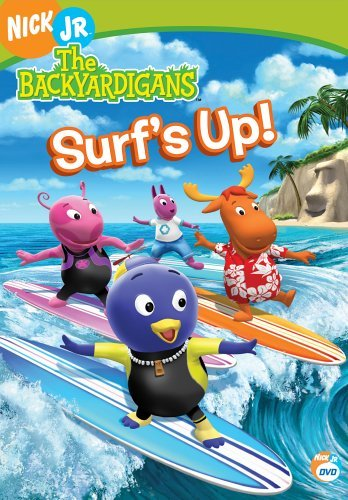 The Backyardigans - Surf's Up! by LaShawn Jefferies - Dvd Backyardigans