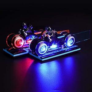 BRIKSMAX Kit di Illuminazione a LED per Lego Ideas Tron Legacy, Compatibile con Il Modello Lego 21314 Mattoncini da… 0716852283262 LEGO