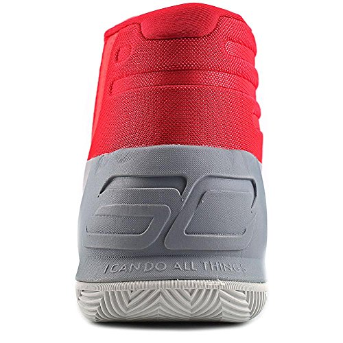 Under Armour Curry 3 Synthétique Baskets Red/Stl/Msv