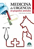 Medicina de urgencia en pequeños animales (Tomo I): 2 - Libros de veterinaria - Editorial Servet