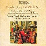 Francois Devienne: Sechs Sonaten für Fagott und Bass