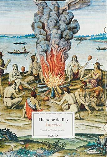 Theodor de Bry. America