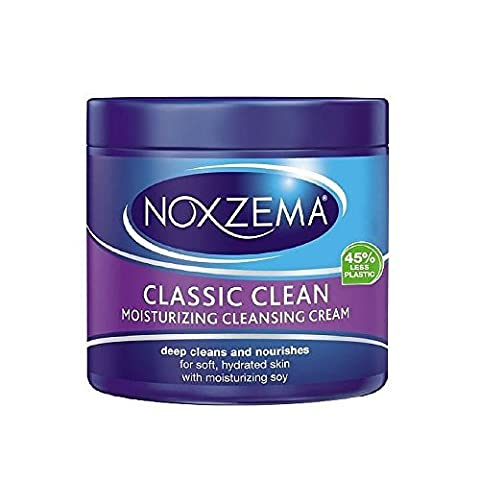 Noxzema Classic Clean, Moisturizing Cleansing Cream 12 Oz by Noxzema