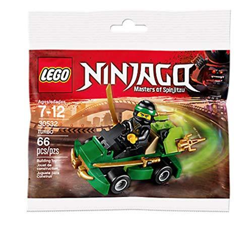 Coche de juguete Lego Ninjago 30532 Lloyds Turbo Flitzer, bolsa de plástico