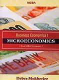 Microeconomics: Business Economics I [for MBA Students]