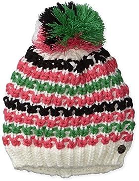 CMP , Cappello di maglia Bambina, Bianco (B.Co Gesso), Taglia unica, Bianco (Gesso), Taglia unica