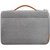 "Inateck 13-13,3 Pulgadas Sleeve Funda para portátiles para MacBook Pro Retina, MacBook Air, 13"" MacBook Pro 2016/2017/2018, Surface Pro1/2/3/4, Surface Pro 2017,Surface Latop 2017. Gris Oscuro"
