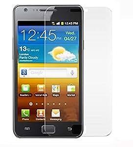 Vococal® Trempé Verre Protecteur d'écran LCD w / Paquet de Boîte de Rangement pour Samsung Galaxy S2 i9100 i9108