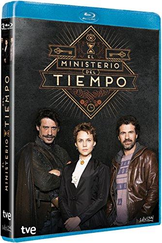 El Ministerio Del Tiempo - Temporada 1 [Blu-ray]