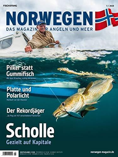 Norwegen-Magazin 15 + DVD: Das Magazin für Angeln und Meer (Norwegen Magazin / Das Magazin für Angeln und Meer)