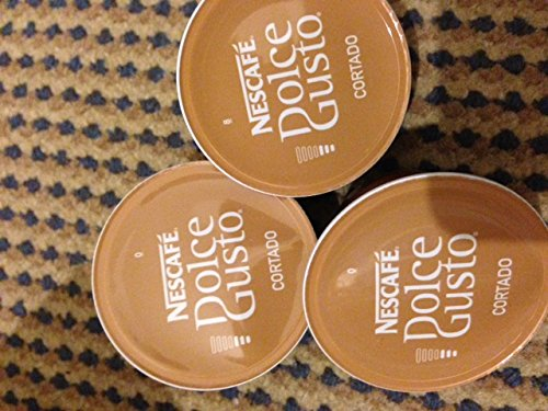 Dolce Gusto Cortado 50 Pods/Capsules sold loose