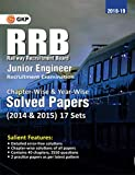 RRB Junior Engineer 2018-19 : Chapter-wise & Year-wise Solved Papers 2014 & 15 (17 Sets)