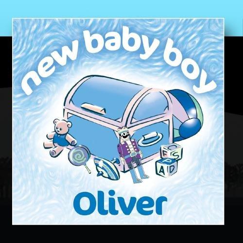 New Baby Boy Oliver