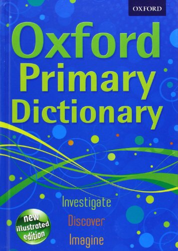 Oxford Primary Dictionary par Oxford Dictionaries