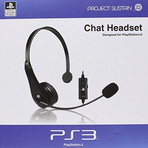 Micro-casque Chat Headset ZEN CPS301 pour PS3