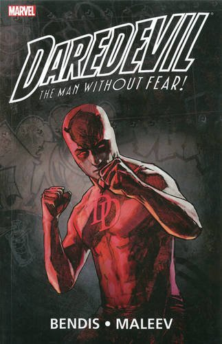 Daredevil By Brian Michael Bendis & Alex Maleev Ultimate Collection Vol. 2 (Daredevil (Paperback))