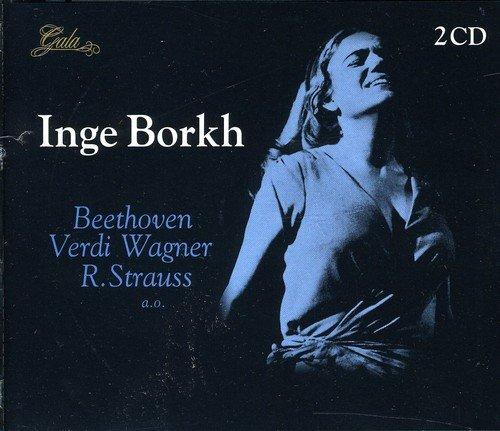 Inge Borkh Chante Beethoven;Fidelio;Der Fliegende Hollander;Die Walkure
