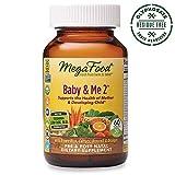 MegaFood - Baby & Me 2, Key Nutrients Vital to Prenatal Support of