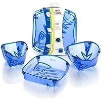 Fozzils thinkflat Solo Pack, Infantil Unisex, New Blue
