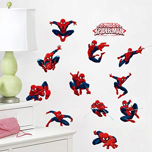 Wandtattoos Spider-Man Ultimate
