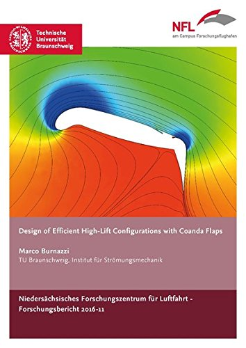 Design of Efficient High-Lift Configurations with Coanda Flaps (NFL-Forschungsberichte) - Layer Lift