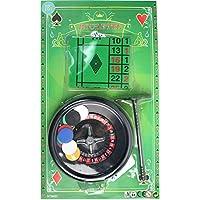 BG international - Jeu mini-roulette 22 x 37 cm