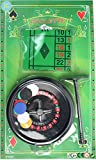 BG international - Jeu mini-roulette 22 x 37 cm