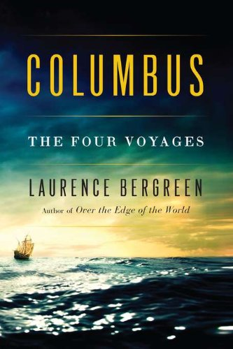 Book cover for Columbus: The Four Voyages
