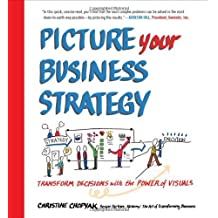Picture Your Business Strategy: Transform Decisions with the Power of Visuals by Christine Chopyak (2013-06-04)