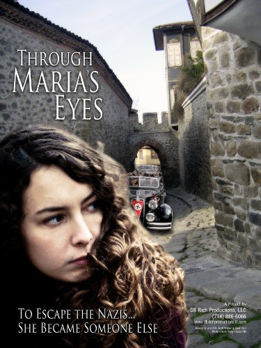 Through Maria\'s Eyes by Linda Sunshine (2010-08-01)