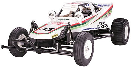 Tamiya 300058346 - 1:10 Radio Control - The Grasshopper I 2005 2WD LWA